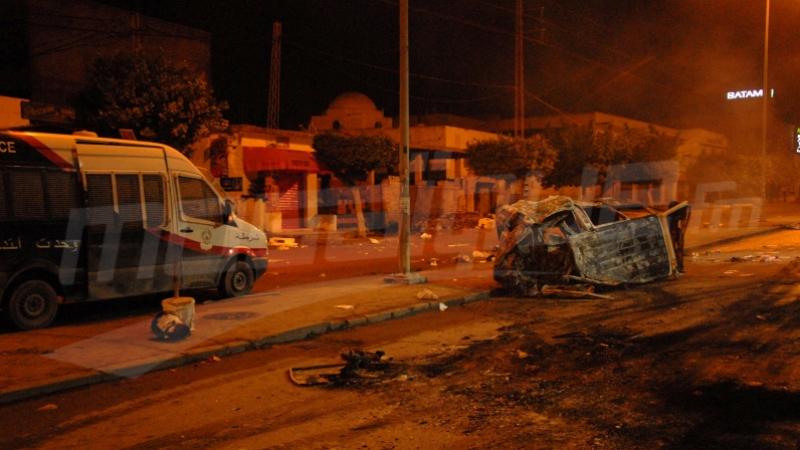 براكة الساحل: تجدد المواجهات بين المواطنين وأعوان الحرس الوطني