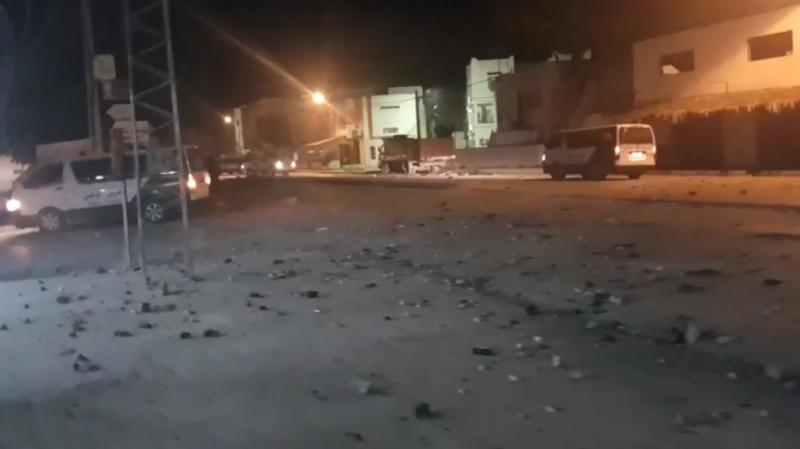 براكة الساحل : إصابة مدير إقليم الحرس خلال المواجهات