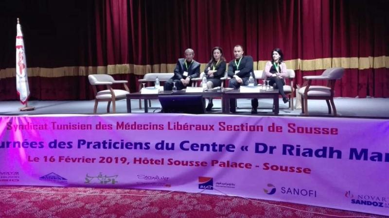 محمد عياد:هناك استهداف واضح للأطباء في تونس