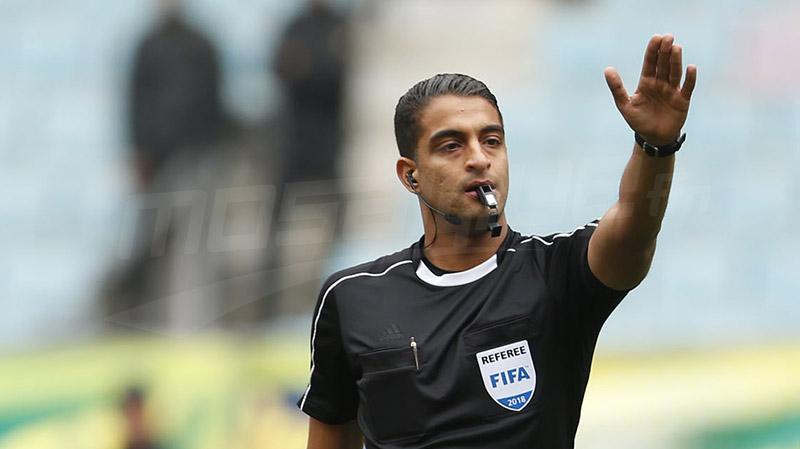 الحكم هيثم قيراط يدير نهائي كأس أفريقيا لأقل من 20 سنة