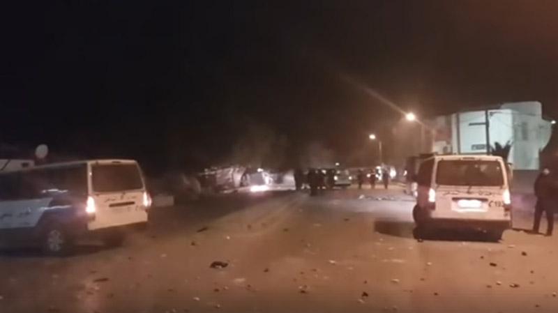 براكة الساحل: إيقاف 7 أشخاص ووصول تعزيزات من مدن مجاورة
