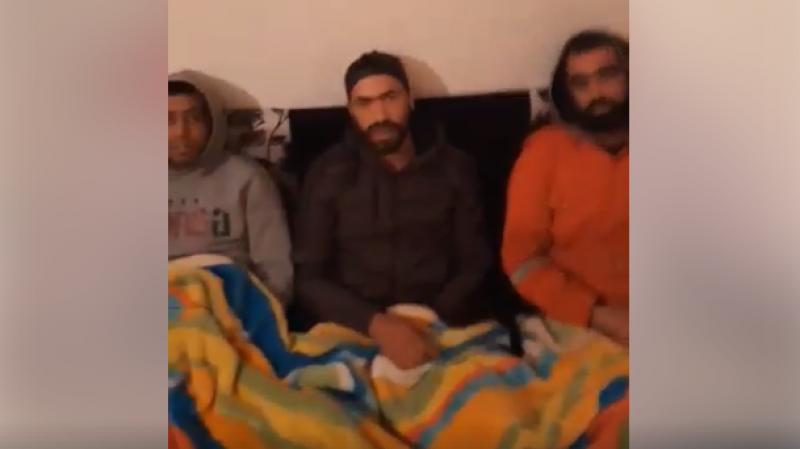 فيديو لتونسيون يؤكدون إختطافهم في ليبيا ويطالبون الدولة بالتدخّل