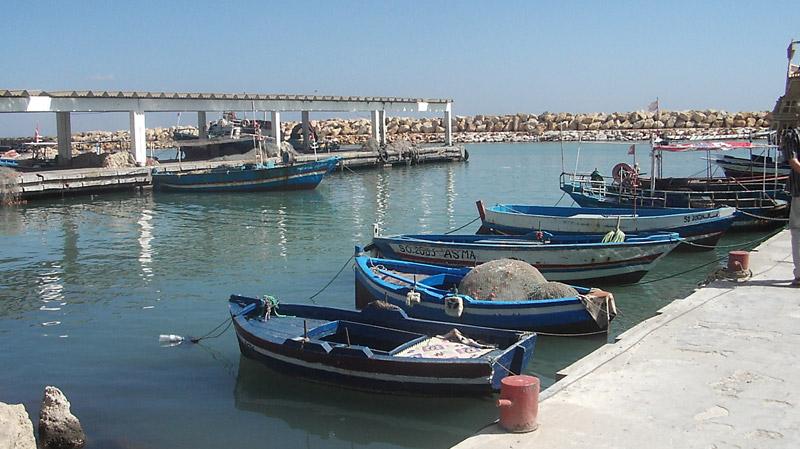 ميناء الصيد البحري