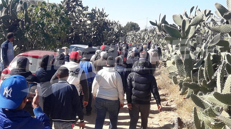 القيروان: أقارب الشاب المتوفى داخل مركز حرس يحتجّون