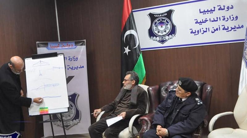 أمن الزاوية يكشف تفاصيل إختطاف عمال تونسيين
