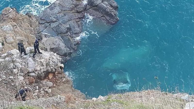 غرق تونسي إثر سقوط سيارته في سواحل بجاية الجزائرية