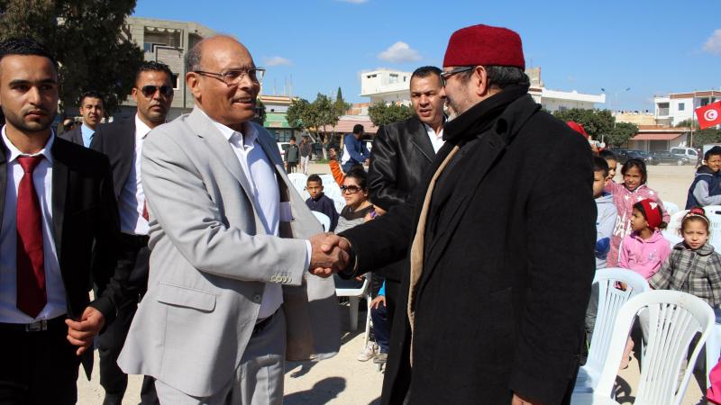 المرزوقي:عصابات سياسية تحكم تونس