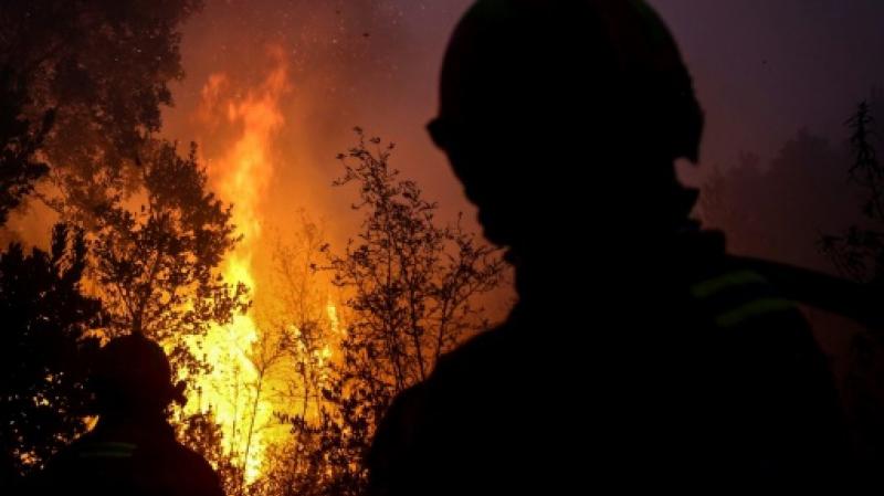 عشرات الحرائق تجتاح شمال إسبانيا