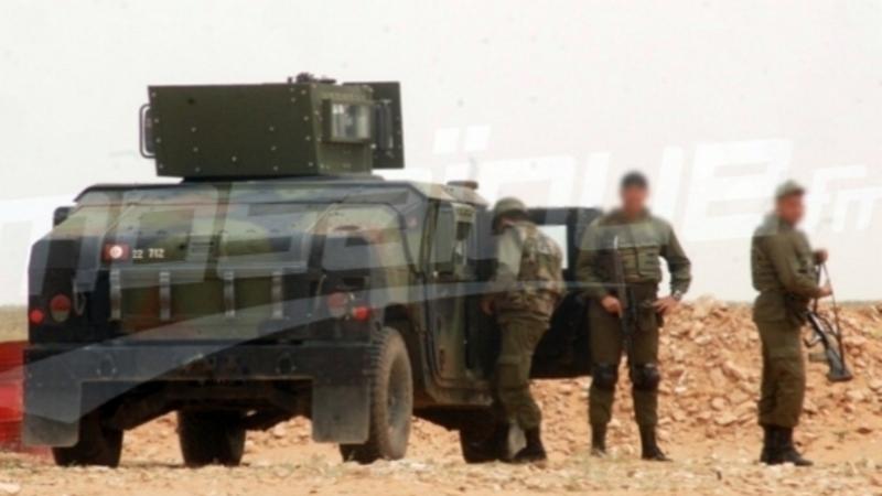 إيقاف 52 أجنبيا بالمنطقة العازلة