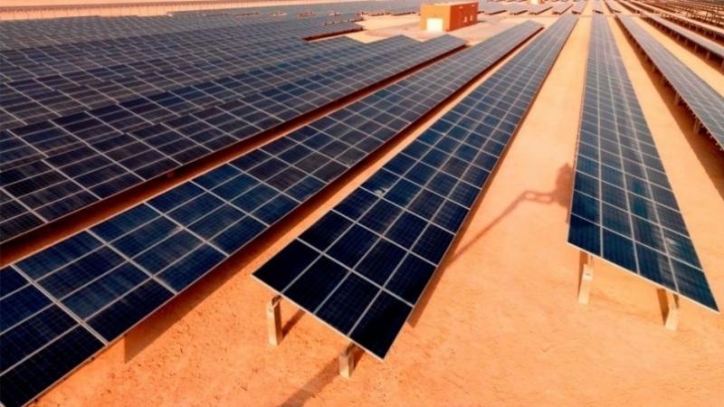 تطاوين :إنطلاق أشغال أول مشروع للطاقة الشمسيةفي أفريل