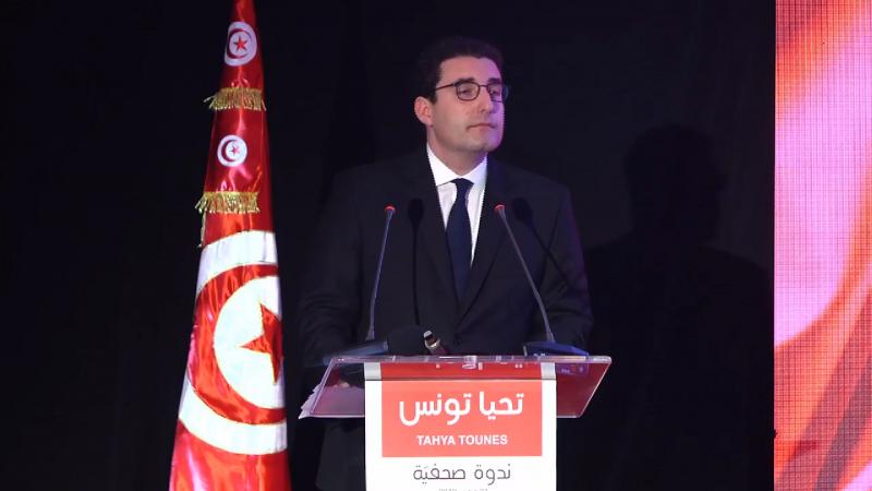العزابي: مشاورات متقدمة بين تحيا تونس وعدد من الأحزاب