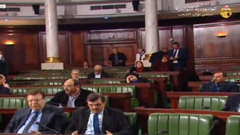 مورو يرفع الجلسة العامة بعد نقاش حاد مع نواب النهضة