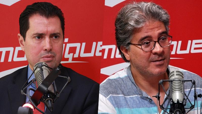 سليم الفرياني ومحمد علي التومي ضيفا ميدي شو