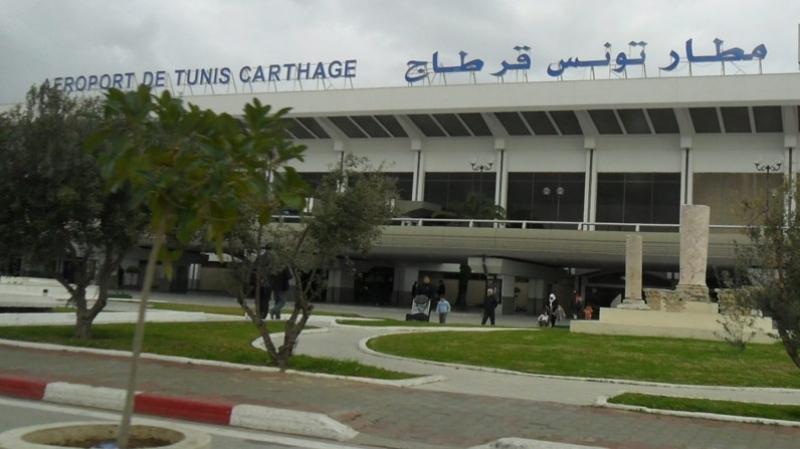 غلق الطريق المؤدية لمطار قرطاج يوم الأحد