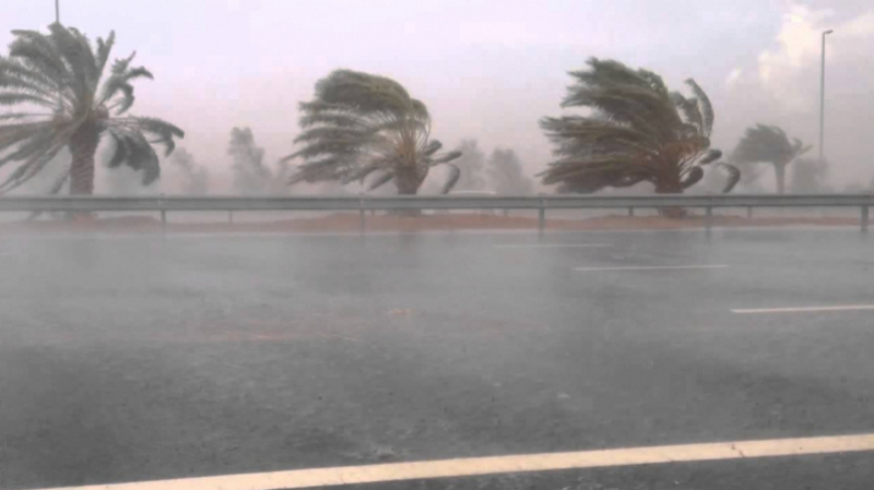 بنزرت: عودة تدريجية للكهرباء بعد انقطاعه بسبب الرياح القوية