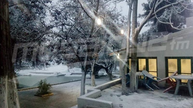 أمطار.. برد.. وإمكانية تساقط الثلوج الأحد