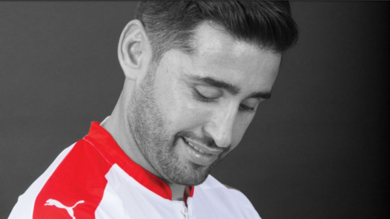 اعتزال كريم حقي: الرياضة قيم وأبعاد إنسانية..أيضا