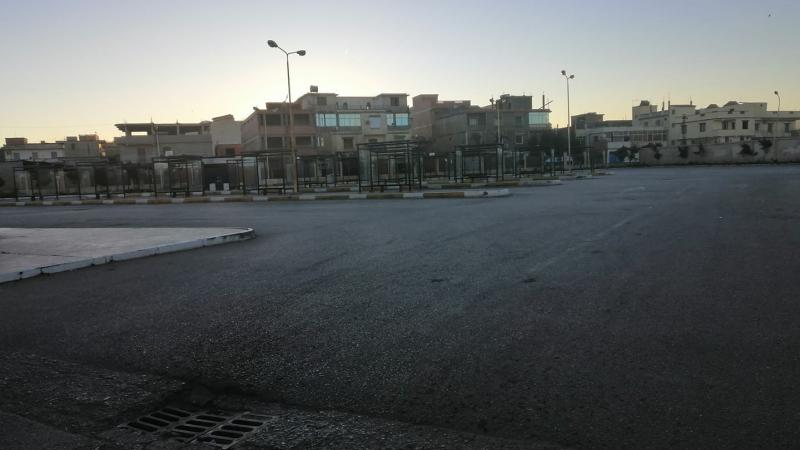 السلطات الجزائرية تعطّل النقل العام