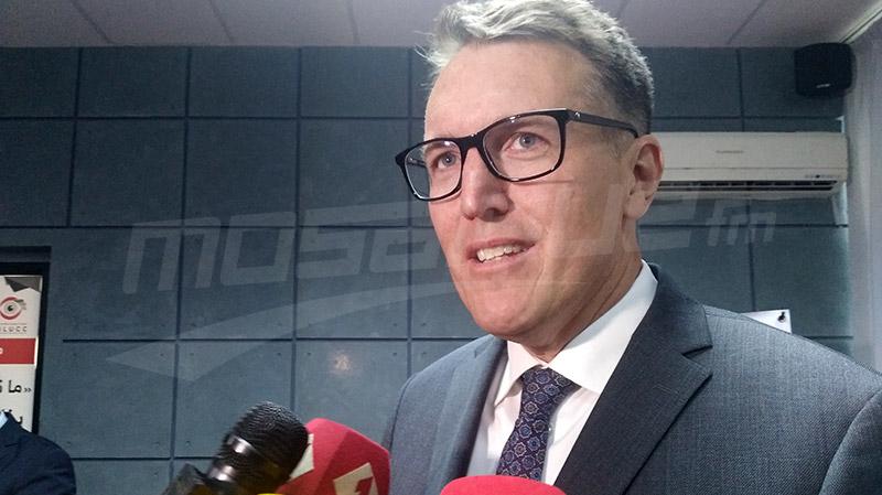 سفير السويد:آمنا بتونس الديمقراطية لذلك أعدنا فتح سفارتنا بعد الثورة