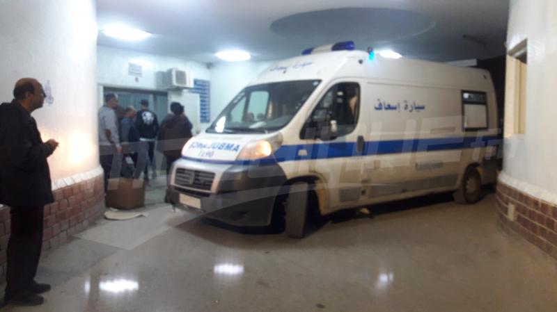 إنهيار جدار قاعة رياضية في القيروان: 37 مصابا يغادرون المستشفى