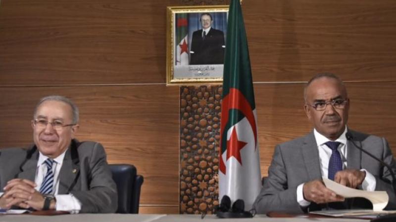 انطلاق المشاورات لتشكيل الحكومة الجزائرية