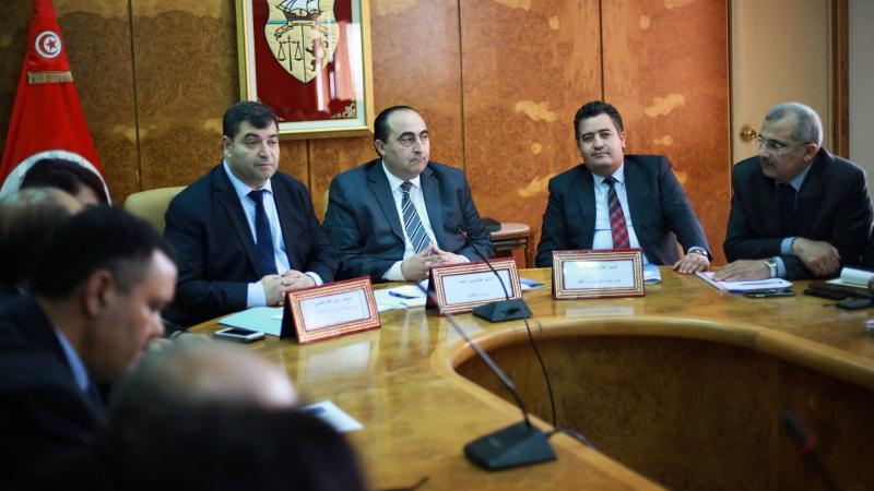جلسة عمل مشتركة بين وزارتي النقل والسياحة استعدادا للموسم السياحي 2019