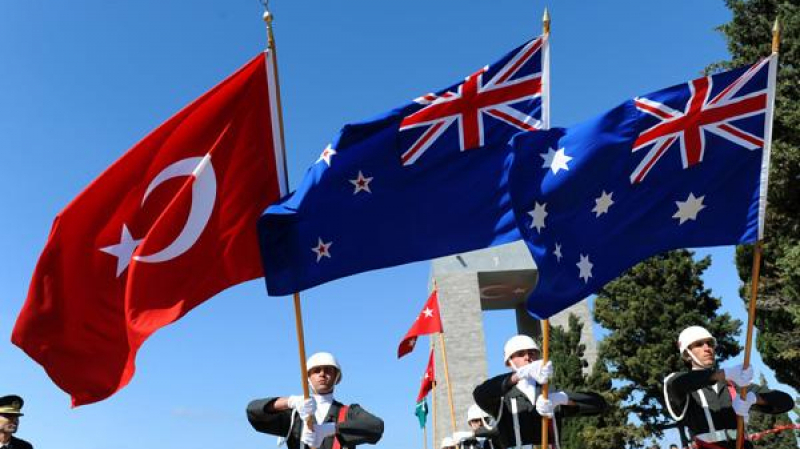 مجزرة كرايست تشيرش تثير أزمة بين تركيا وأستراليا