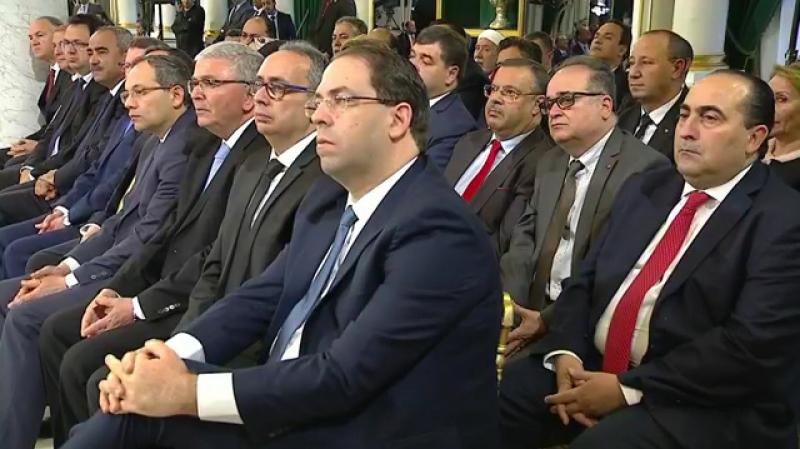 خطاب رئيس الجمهورية في الذكرى 63 لعيد الاستقلال