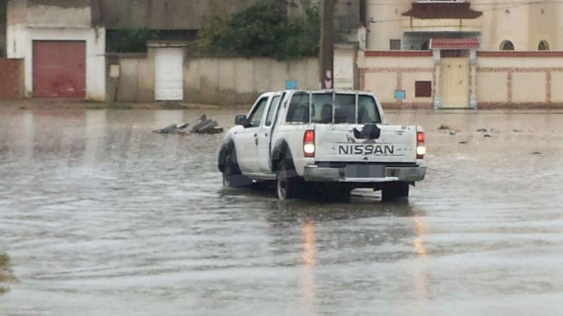 والية نابل تدعو المواطنين لتوخي الحذر تحسبا لنزول أمطار غزيرة