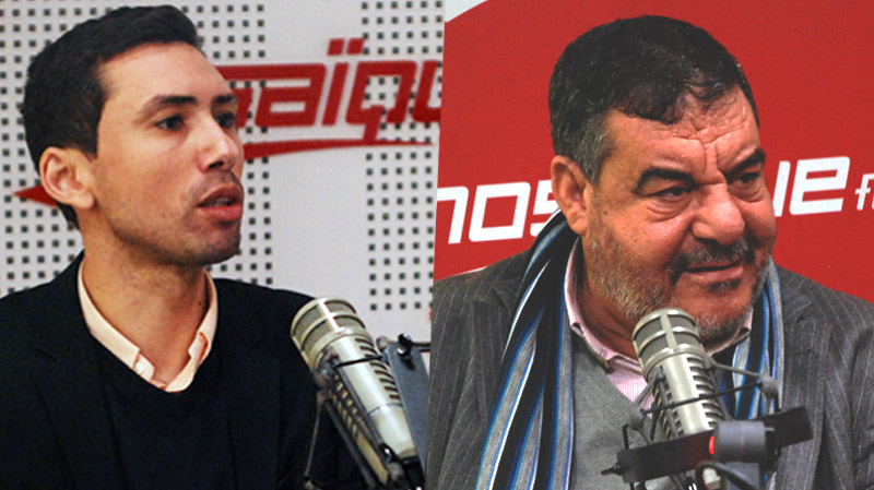 مروان فلفال ومحمد بن سالم ضيفا ميدي شو