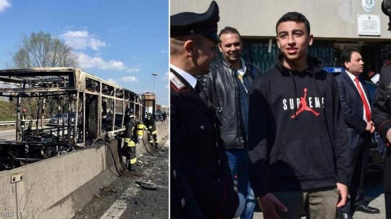 إيطاليا تمنح الجنسية لطفل مصري منع ''محرقة التلاميذ''