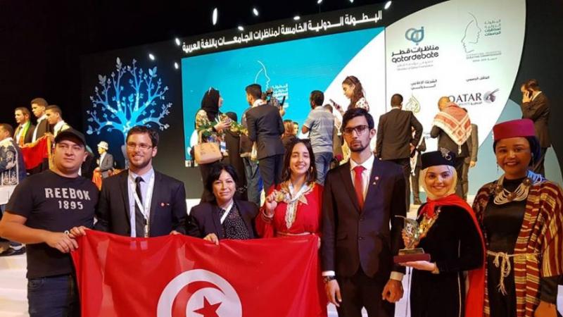 البطولة الدولية لمناظرات الجامعات:تونسيتان ضمن المتوجين