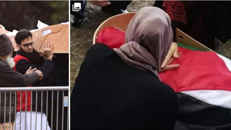 مذبحة المسجدين: وفاة أم سافرت لتشييع ابنها في نيوزيلندا