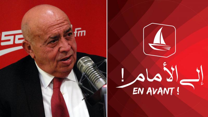 انتخاب عبيد البريكي رئيسا لحركة تونس إلى الأمام