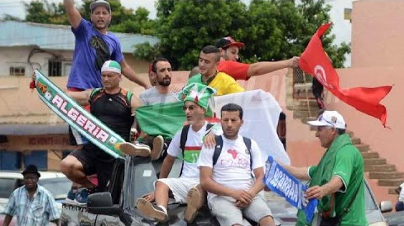 تونس تواجه الجزائر وديا