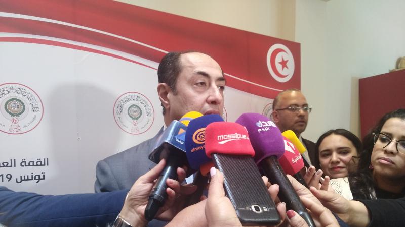 حسام زكي:غياب التوافق حول عودة سوريا لا يزال قائما