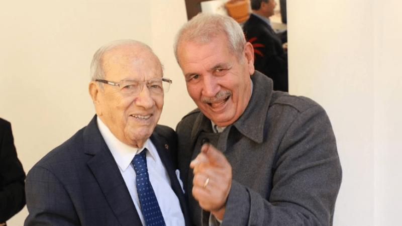 مصطفى بن أحمد-الباجي قائد السبسي