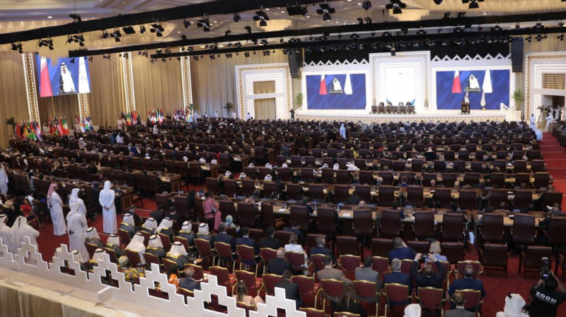 الإتحاد البرلماني الدولي يدين القرار الأمريكي المتعلّق الجولان
