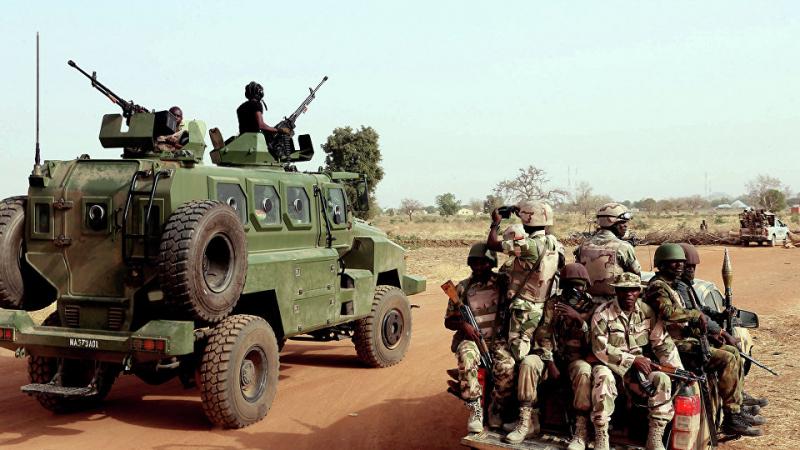 الجيش النيجيري يُخلي بلدة من عشرة آلاف ساكن !