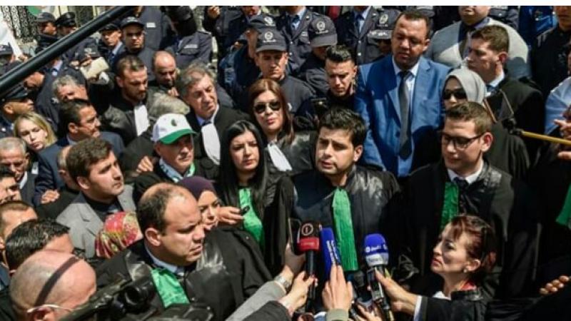 قضاة الجزائريرفضون الإشراف على الرئاسيات