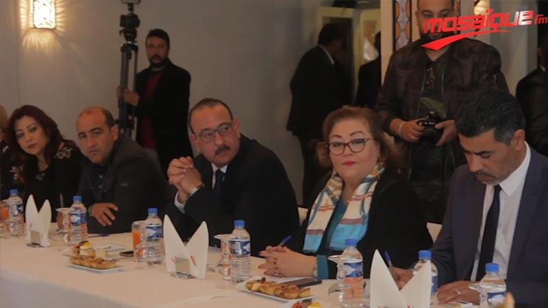 انتخاب القطي أمينا عام لنداء تونس