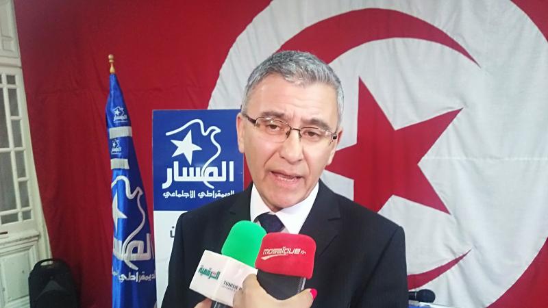 المسار:ندعو لتكوين جبهة تقدمية تتصدى للتحالف المغشوش ومشتقات نداء تونس