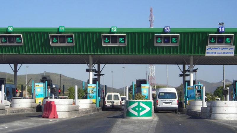 عودة حركة المرور بالطريق السيارة تونس سوسة
