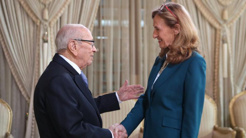 تونس وفرنسا يتباحثان دعم التنسيق في مقاومة الإرهاب والهجرة غير الشرعية