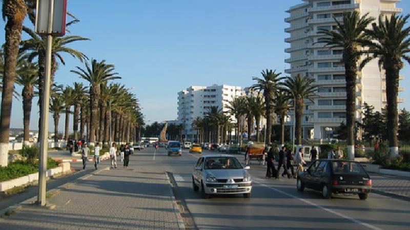 بنزرت: إعادة تعبيد شارع الحبيب بورقيبة قبل شهر رمضان