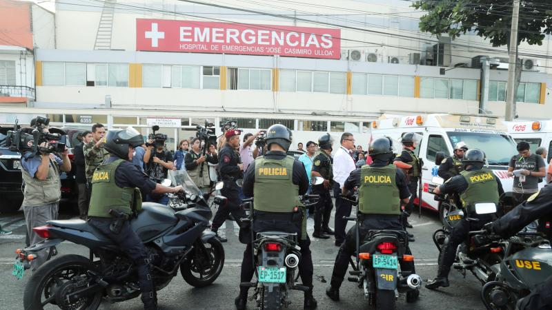 رئيس بيرو الأسبق آلان غارسيا ينتحر أثناء محاولة اعتقاله