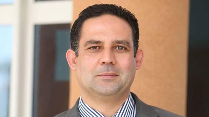 واصف جليل رئيسا للجنة الانضباط بالاتحاد العربي
