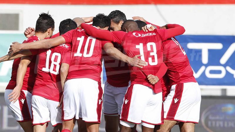 التشكيلة المحتملة للنجم الساحلي في نهائي البطولة العربية
