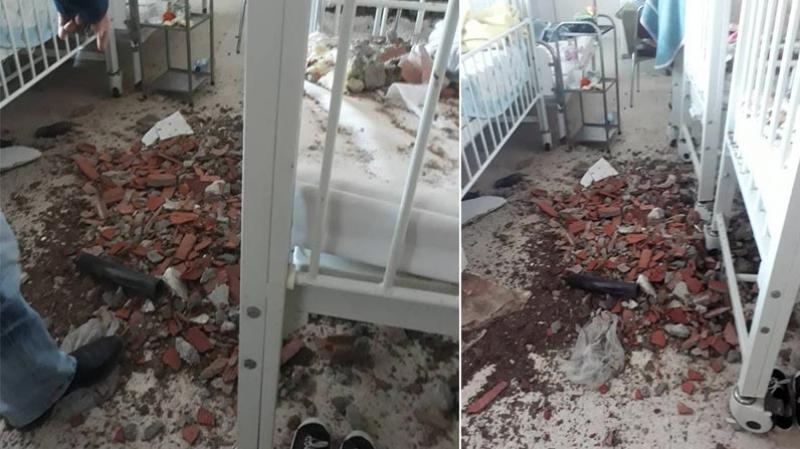 استكمال تحويل الرضع من القسم المتضرر بمستشفى بنزرت إلى آخر
