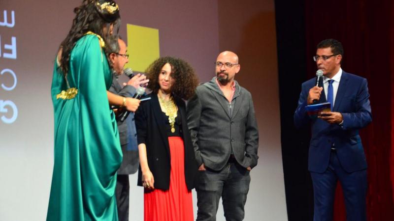 ختامها مسك في مهرجان قابس سينما فن